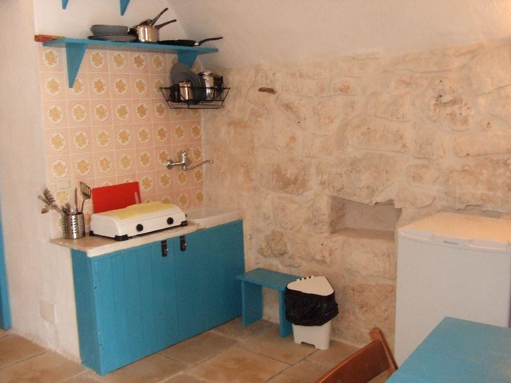 Alloggio nº3 - vacanze - trulli - Puglia - ostuni - pascarosa - mare - locazione
