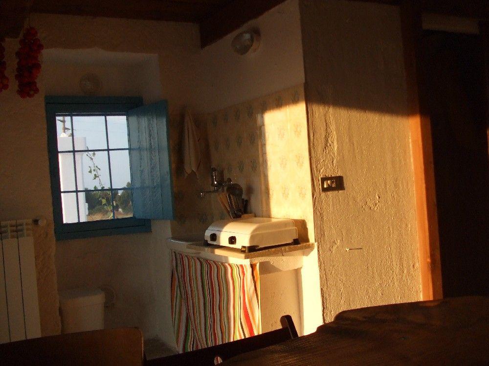 Masseria - Ostuni - vacanze - alloggio 2 - angolo cottura