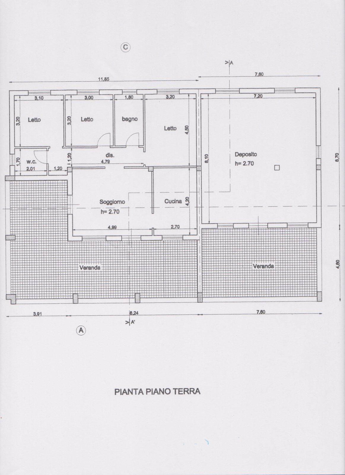 Planimetrina - Terreno edificabile vendita - Ostuni - mare - for sale