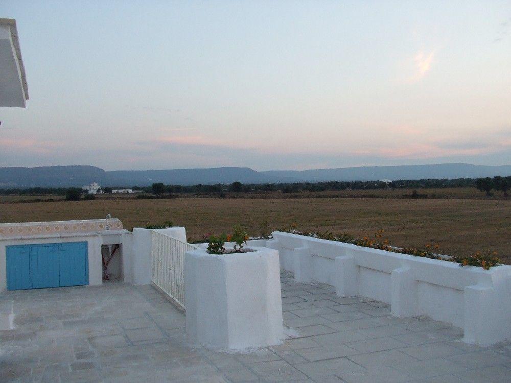 Masseria - Ostuni - terrazzo